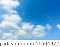 藍天天空背景背景材料 41604972