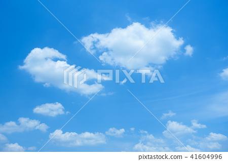 藍天天空背景背景材料 41604996