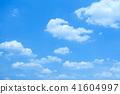 藍天天空背景背景材料 41604997