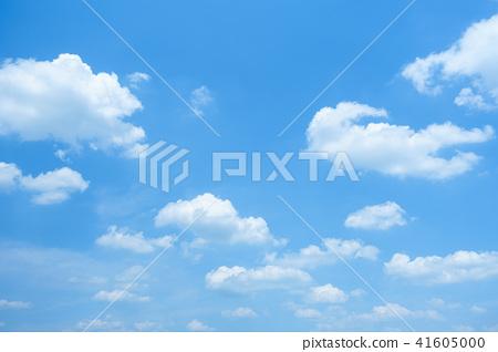 藍天天空背景背景材料 41605000