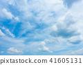 藍天天空背景背景材料 41605131