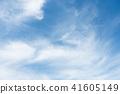 藍天天空背景背景材料 41605149