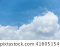 藍天天空背景背景材料 41605154