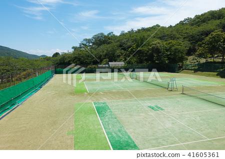網球場 41605361