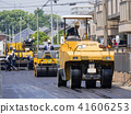 road construction, road roller, constructing 41606253