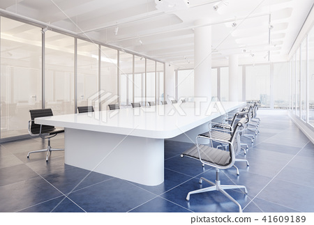 modern office conference room interior 41609189