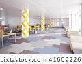 modern office interior. 41609226