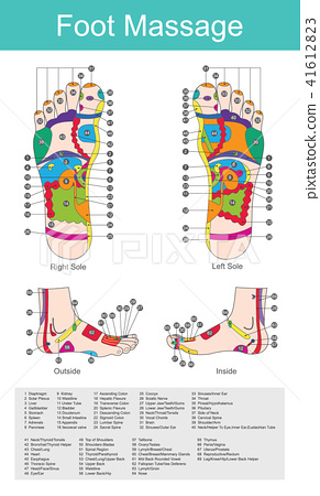 foot massage 41612823