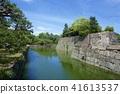 Uchibori of Nijo castle 41613537
