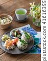 japanese food, japanese cuisine, plate 41616355