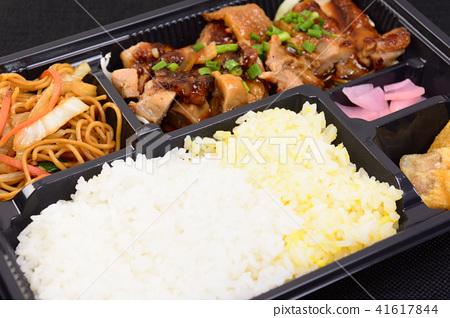 美味的中國盒飯 41617844