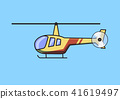 plane, airplane, helicopter 41619497