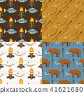 vector aboriginal primeval 41621680