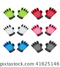 glove vector collection design 41625146