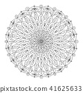 mandala pattern background 41625633