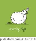 sheep, vector, sketch 41626118