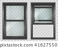 Wooden Sliding window 41627550