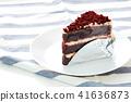 Red Velvet Cheese Cake 41636873