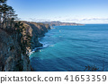 Unosu Cliffs, coast, seaside 41653359