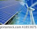 风力发电机 41653675