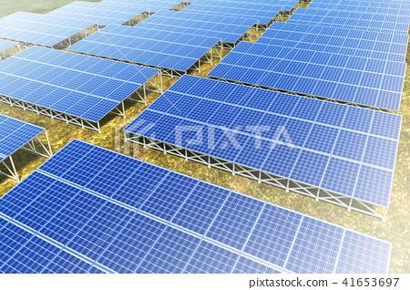 太陽能發電 41653697