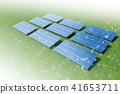 太陽能發電 41653711