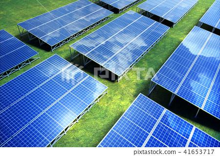 太陽能發電 41653717