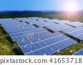 太阳能发电 41653718
