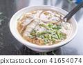 台灣 小吃 魚羹 魚羹湯 魚丸湯 肉羹 肉羹湯 meatball soup 肉団子とろみスープ 41654074