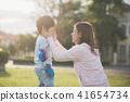 แม่,กลางแจ้ง,กลางแดด 41654734