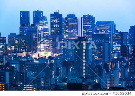 東京市區夜視圖 41655034