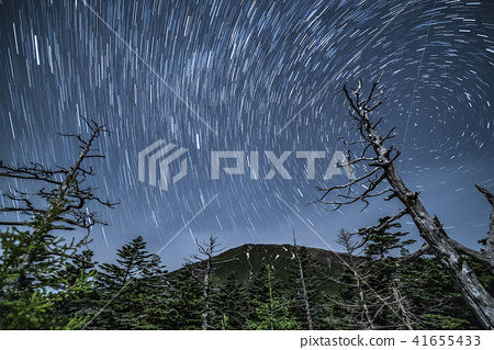 Mitake縣立自然公園星空和天循環運動 41655433