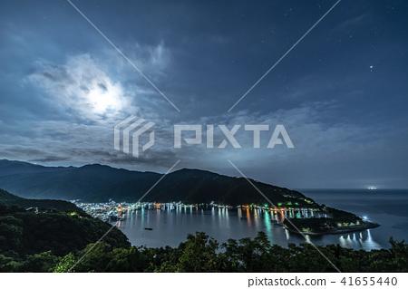 Toda harbor moonlight I hope from Izu encounter cape 41655440