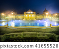 Szechenyi medicinal spa bath, Budapest, Hungary 41655528