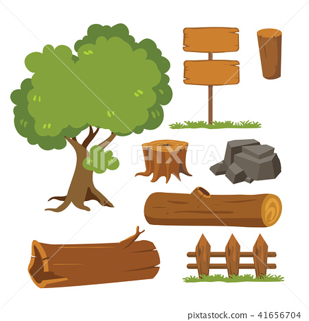 tree vector collection design 41656704