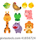 vector character animal 41656724