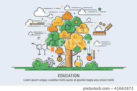 Tree of knowledge 41662872