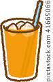 橘子汁 橙汁 果汁 41665066