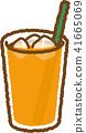 橘子汁 橙汁 果汁 41665069