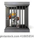 被監禁的機器人 41665654