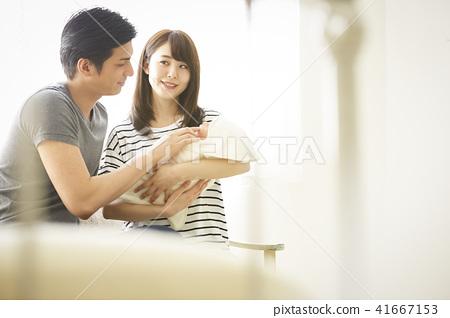 嬰兒撫養孩子 41667153