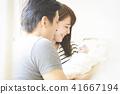 嬰兒撫養孩子 41667194