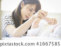 嬰兒撫養孩子 41667585