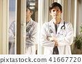 A male doctor 41667720