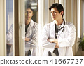 A male doctor 41667727