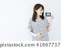 Female pregnancy 41667737