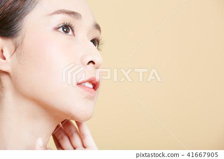 女性美容系列顏色回 41667905
