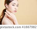 女性美容系列颜色回 41667982