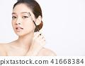 女性美容系列化妆 41668384