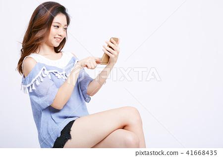 女性肖像系列 41668435